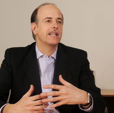 Daniel Fernández, vicepresidente de HidroAysén