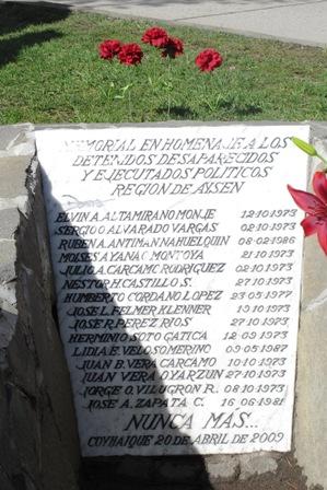 6 Memorial - 11 de septiembre 2011