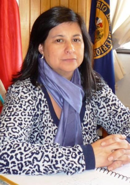 Marcia Raphael - Seremi de Gobierno Aysén