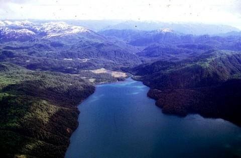 Zona donde se proyecta emplazar el Proyecto de Río Cuervo.