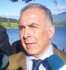 Pablo Galilea, subsecretario de Pesca.