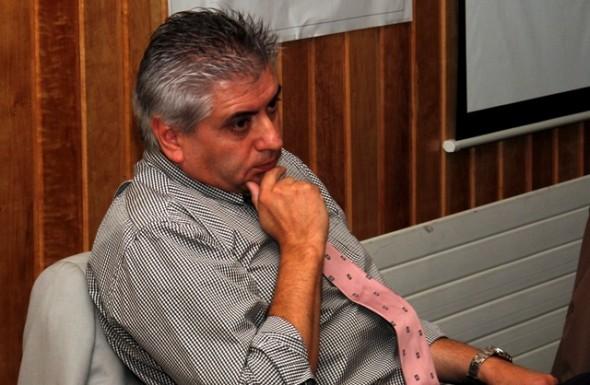 Consejero Eduardo Vera (UDI).