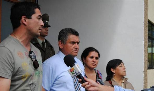 Julio López dijo que invocar la LSE es antidemocrático.