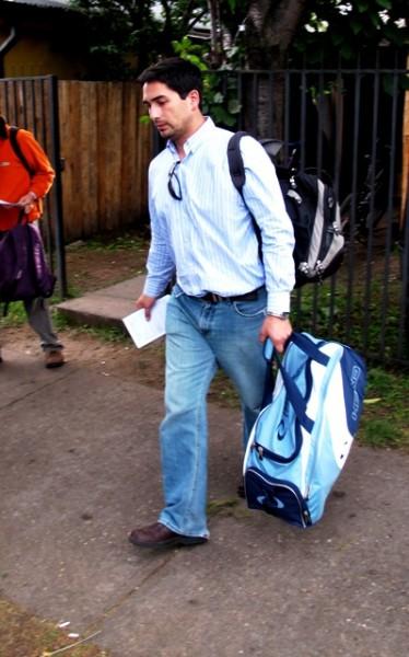 Julio Lopez, pdte Anef Region Aysén.