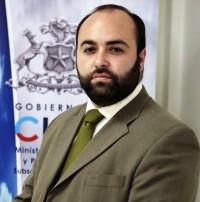 Andrés Pincheira, seremi del Trabajo en Aysén.