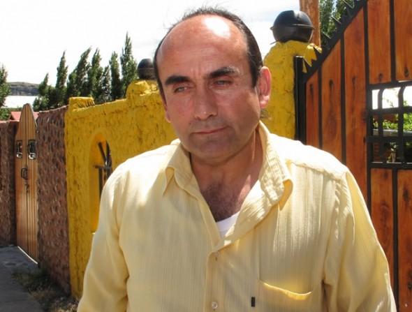 Luperciano Muñoz, alcalde de Chile Chico.
