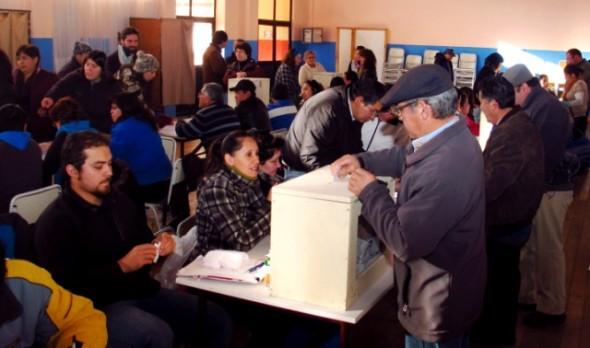 Estas es la primera consulta ciudadana antes de una elección municipal en Cohaique.