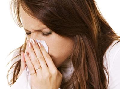 El resfrío es uno de los cuadros más comunes en esta época.