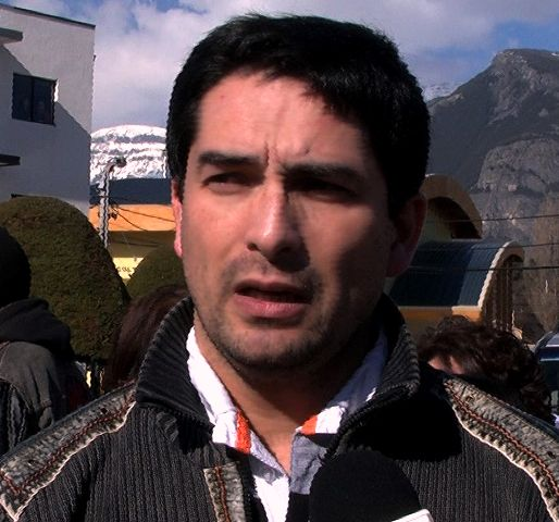 Julio Lopez, presidente regional de la ANEF.