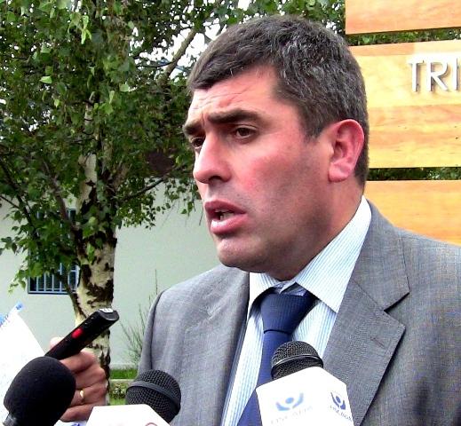 Fiscal Luis González.