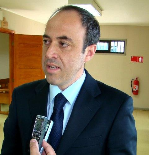 Patricio Jory Echeverría, fiscal de Coyhaique