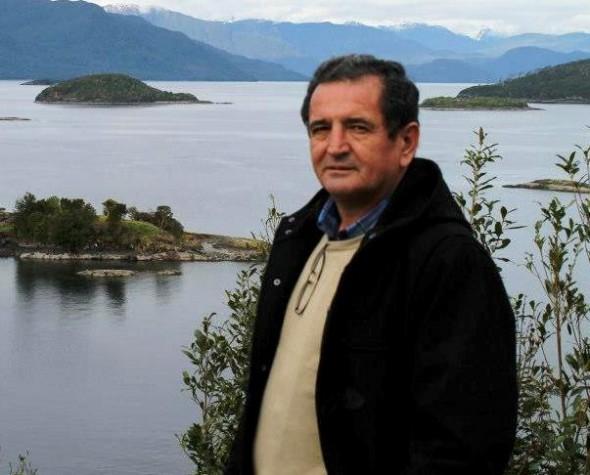 Óscar Catalán Sánchez.