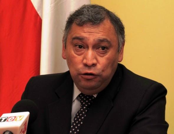 Alejandro Huala Canuman, alcalde de Coyhaique