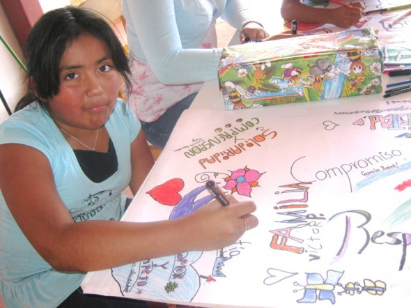 Actividades Culturales en Chile Chico durante el verano 2013.