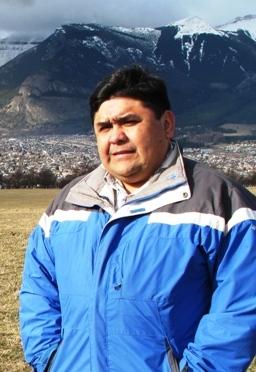 Patricio Adio (PS), concejal por Coyhaique