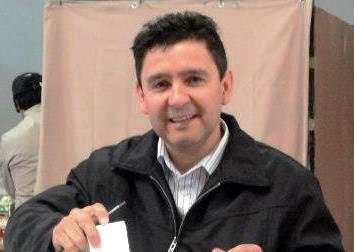 Florentino Vega (PRI), concejal por Coyhaique.