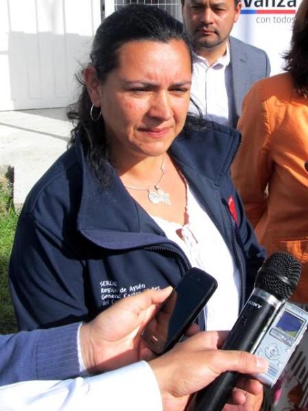 Paola Bäuerle, seremi de Medio Ambiente