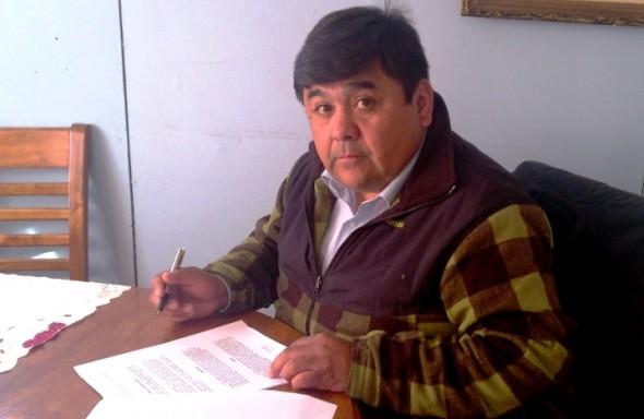 Patricio Adio, concejal por Coyhaique