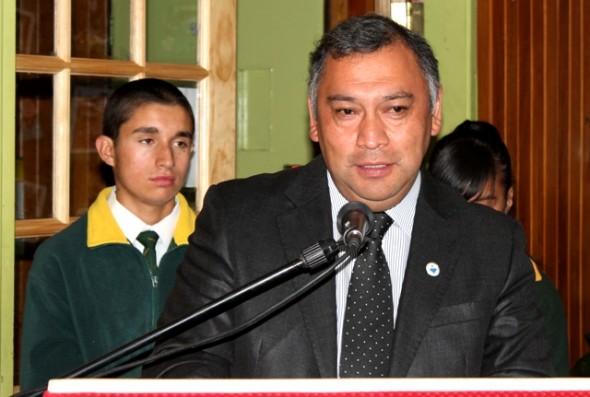 Alcalde, alejandro Huala