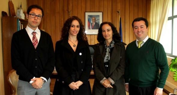 Asume nueva directora  de ProChile en Aysén.