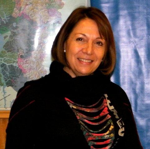Directora regional de Sernam Aysén, Ximena Carrasco Hauenstein