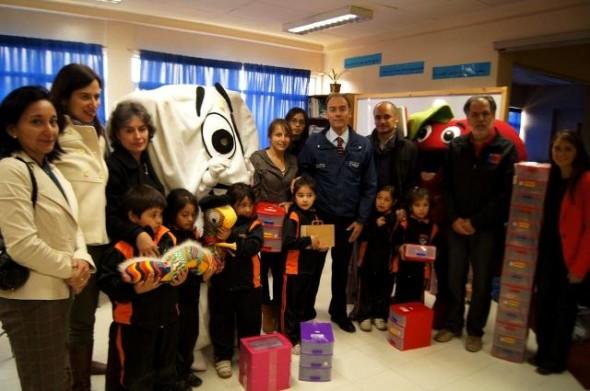 Fomentan Hábitos de Salud Bucal en Estudiantes Preescolares