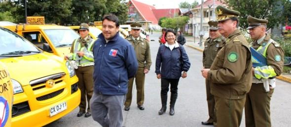 La actividad se desarrolló en Coyhaique y Puerto Aysén.