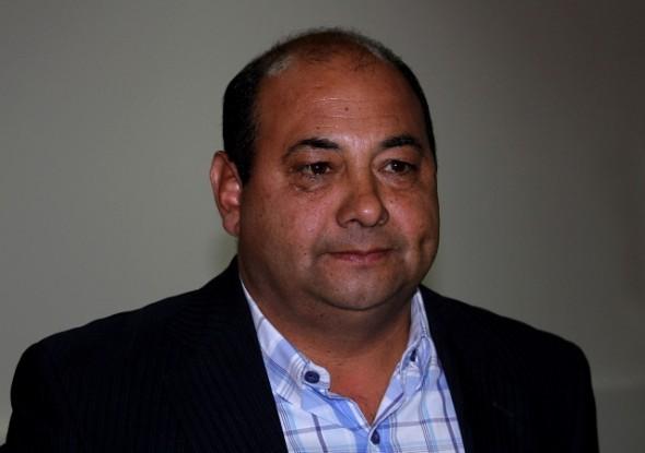 Luis Parada Oliveros, concejal de Cochran