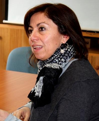 María Irene Soto, gerenta de Comunidad y Comunicaciones de HidroAysen