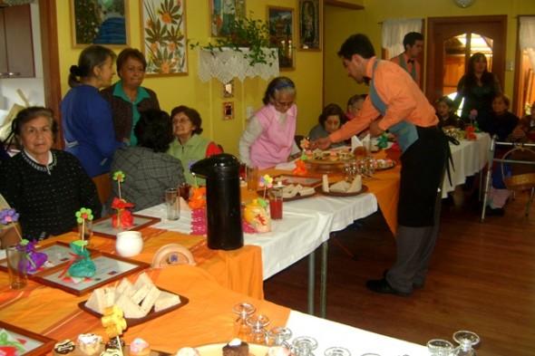 Programa Previene reconoce trabajo de abuelitas