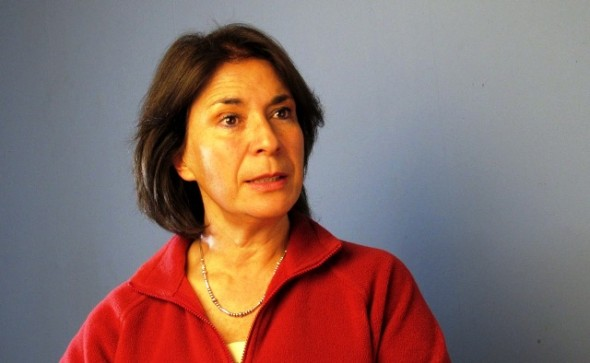Viviana Betancourt Gallegos, presidenta PS Coyhaique