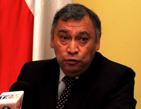 Alejandro Huala alcalde de Coyhaique.