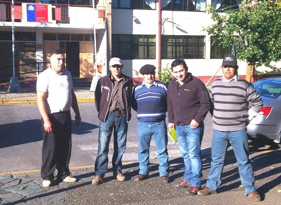 Campesinos piden respeto en Aysén