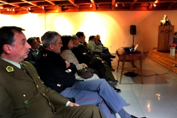 Carabineros realiza jornada de capacitación sobre Derechos Humanos en Aysén