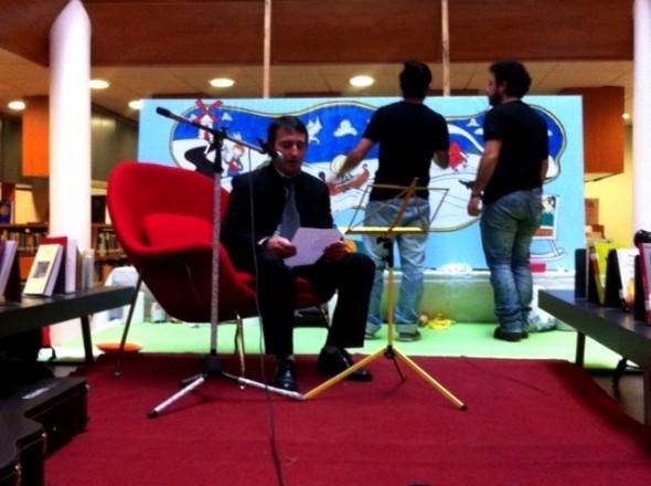 Celebración del día del Libro en la Biblioteca Regional de Coyhaique