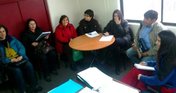 Concejal se reunio con agrupaciones de Artesanos