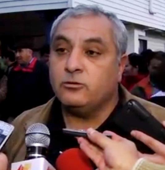 Eduardo Ulloa, presidente del PS Región de Aysén.