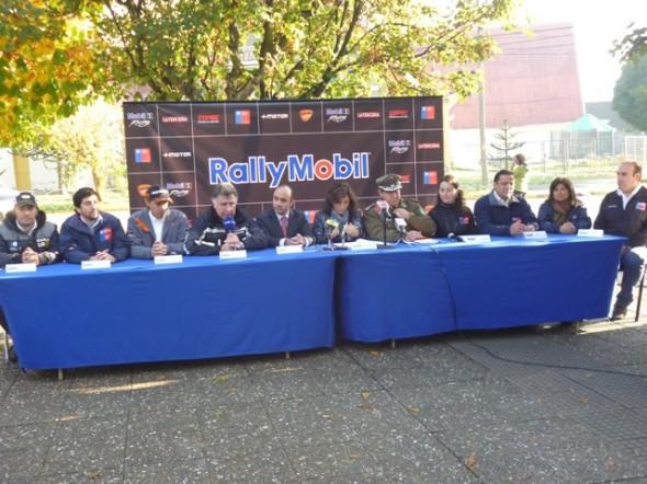 El Gran Premio de Coyhaique parte hoy a las 19,00 horas.