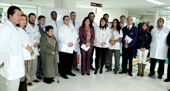 Gobierno presenta 9 especialistas que fortalecerán atención de salud en Aysén