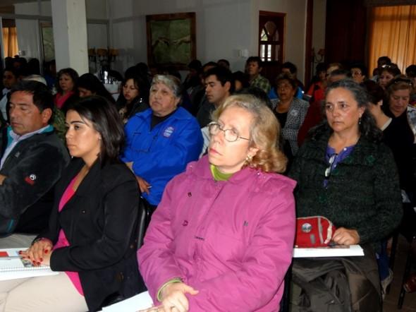 Masiva asistencia a Diálogo Participativo organizado por el ISL