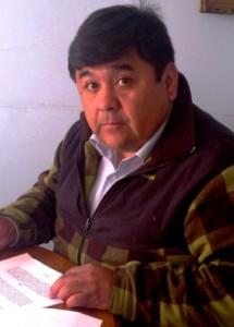 Patricio Adio concejal de Coyhaique