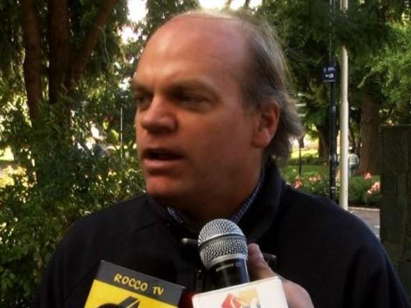 Patricio Walker, senador