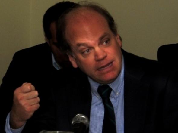 Patricio Walker, senador.