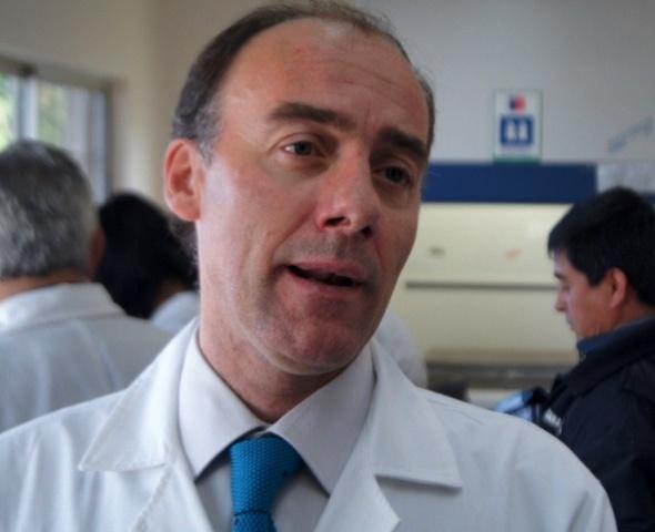 Pablo Mardones, seremi de Salud de Aysén.
