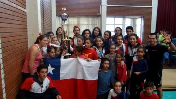 Club de Gimnasia Artística de Coyhaique