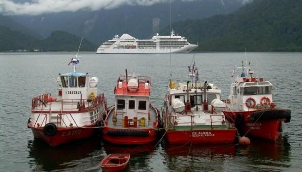 Destacada participación de Emporcha en evento internacional de Cruceros