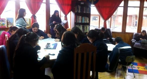 Lectura alumnos