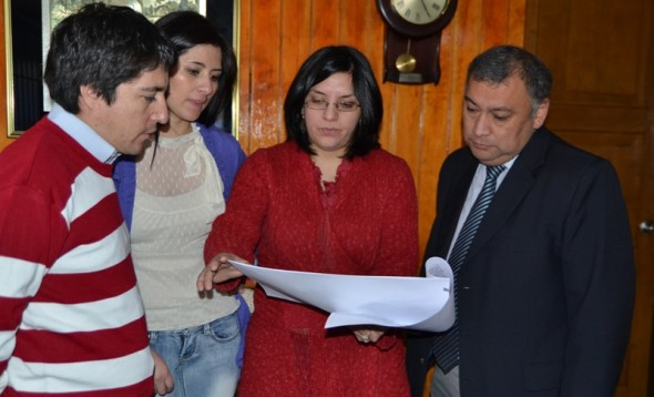 Municipio Coyhaique elabora Proyecto Luminarias
