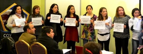 Realizan primera jornada patagónica de buenas prácticas del programa Chile Crece Contigo