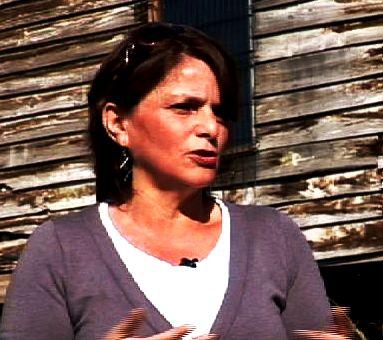 Sandra Planzer, presidenta comunal DC en Coyhaique